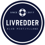Livredderklub Midtjylland logo