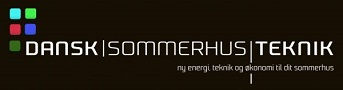 Dansk Sommerhus Teknik logo - Livredderklub Midtjylland sponsor